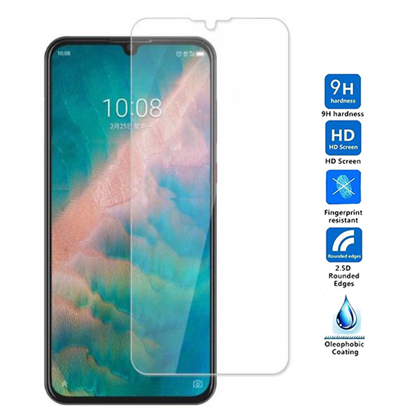 Tempered Glass For ZTE BLADE 20 Smart A7 A7S V10 V10 Vita 10 Pro Screen Protector Protective Film