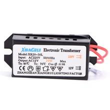 20W AC 220V Zu 12V LED Netzteil Treiber Elektronischer Transformator