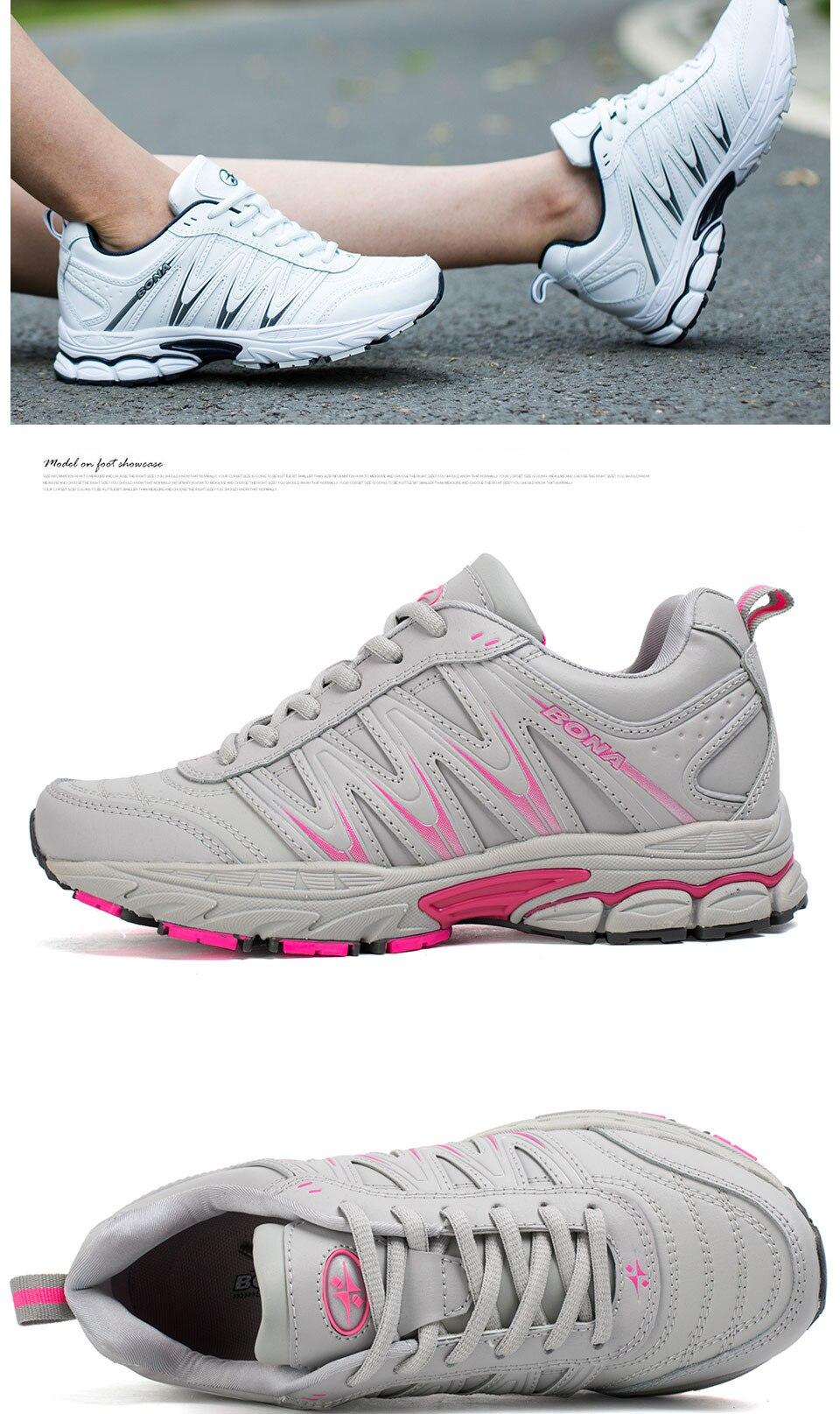 H252f90b7e3ef4eeb910b31b2644ce4355 BONA 2019 New Designers Casual Shoes Men Style Cow Split Sneakers Male Lightweight Outdoor Fashion Footwear Man Trendy Comfy