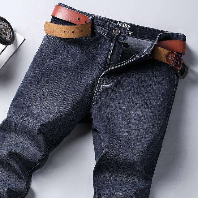 Men Classic Jeans Denim  4