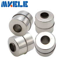 Mk - 24 * 24*9.5 Stainless Steel Magnetic Float Liquid Level Switch Ball/Floating Ball Accessories Water Flow Sensor(China)