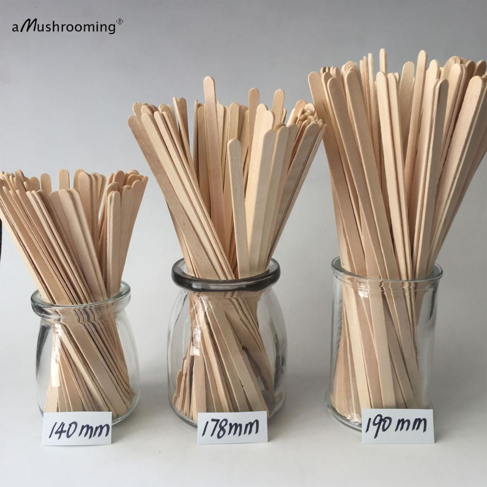 Coffee Stir Sticks Disposable Tea Coffee Wholesale food grade eco-friendly Wooden Stirrers for Coffee Hot Drinks restaurant cafe