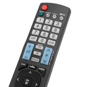 Image 4 - Controle remoto substituto para controle remoto, controle de televisão em plástico preto, para lg a5AKB 72914202 tv