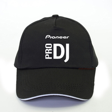 цена на 2020 DJ style Pioneer hip hop cap Men new summer fashion Baseball Cap for Pioneer DJ PRO Dad hat Unisex Snapback hat bone