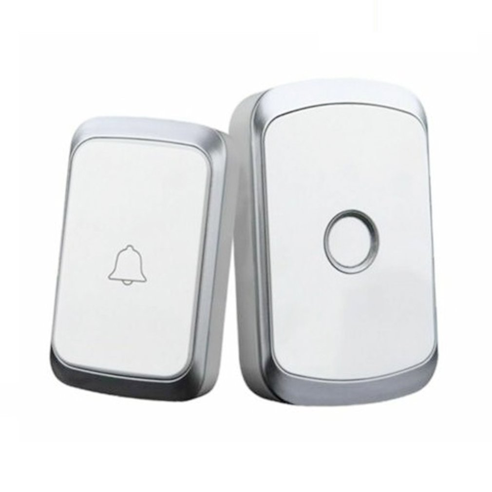 LED Door Bell Wireless Doorbell Battery Powered 36 Tune Songs 1 Remote Control 1 Wireless Home Security Smart Doorbells