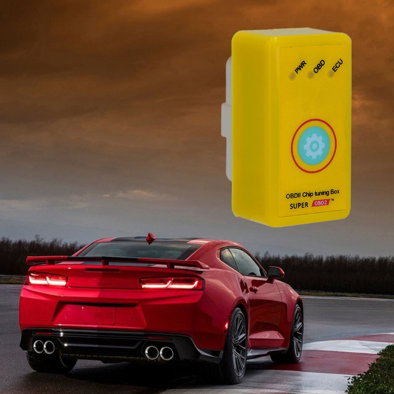 Car Fuel Economy OBD Fuel Saver Remapping Tuning Box Chip For Benzine Petrol Fuel Economy Car Accessories