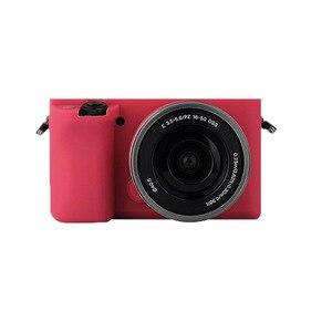 Image 5 - TENENELE カメラソニー A6000 ソフトシリコーンカラーゴムソニー A6000 保護ボディアクセサリー