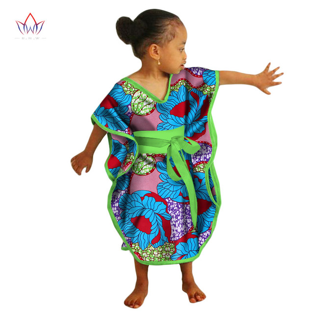 Robes Africaines Pour Enfants Imprime Dashiki Coton Robes Assorties Vetements Africains Grande Taille Ete Wyt69 Aliexpress