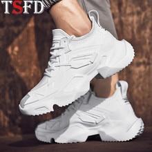 Popular Man Shoes Summer Running Sneakers for Men Runway Shoes