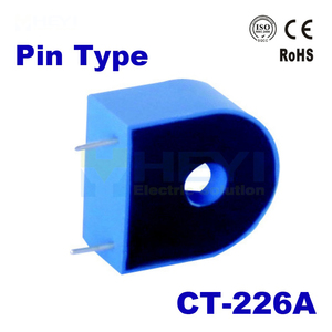 HY-CT-226A Pin-type current transformer Micro Precision current transformer mini cts 110 to 220v transformer