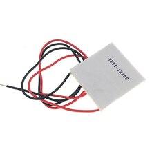 5 pçs/lote TEC1-12706 12706 tec thermoelectric cooler peltier 12v novo de suporte de refrigeração semicondutor multi-estágio refrigeração
