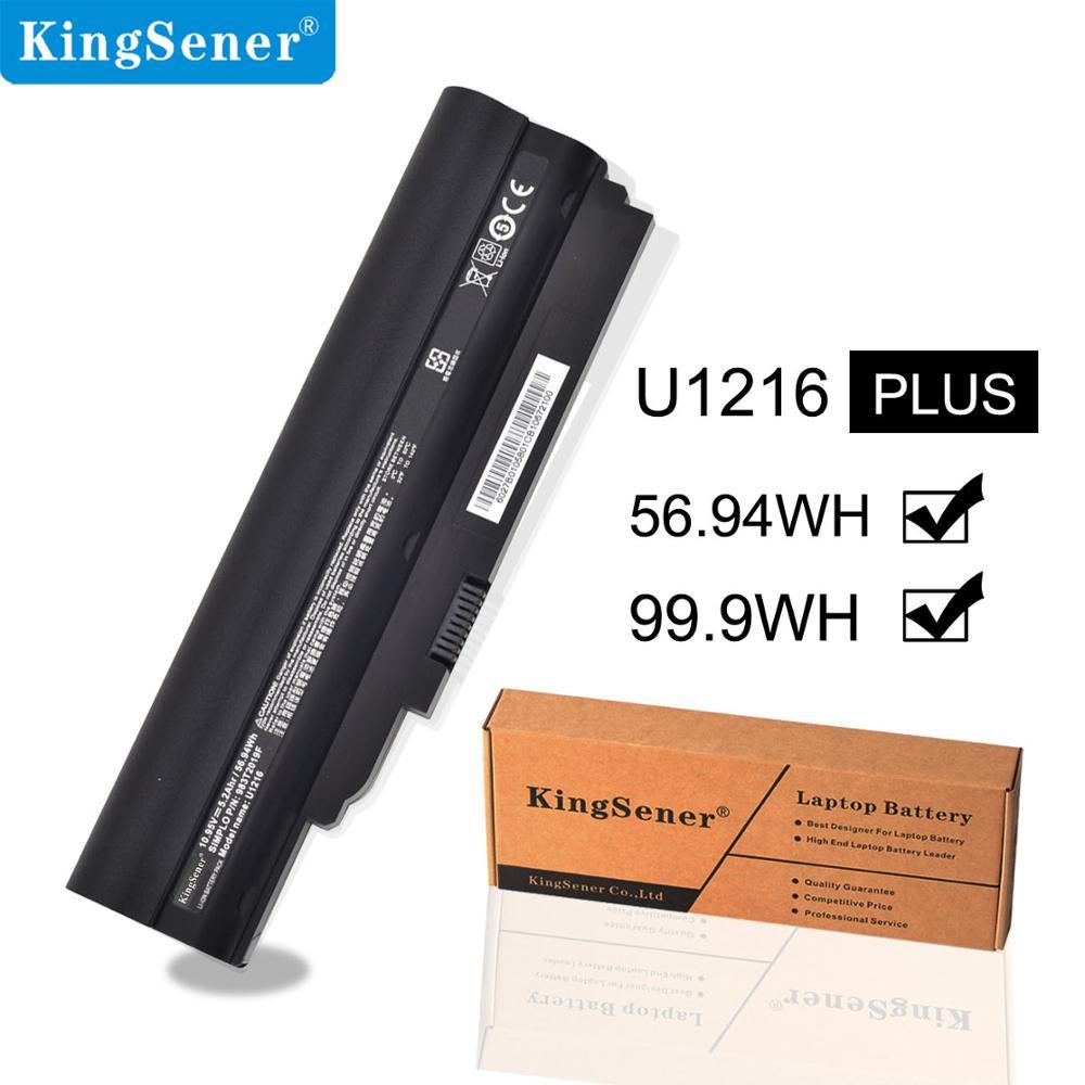 KingSener U1216 batería del ordenador portátil para BENQ elegante carcasa Lite U121 U122 U122R U1213 2C.20E06.031 983T2019F 8390-EG01-0580