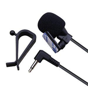 Image 5 - 3.5mm Microphone Car Radio Mic For ALPINE CDE 103BT CDE 125BT CDE 133BT CDE 135BT CDE 136BT,CDE 137BT CDE 143BT UTE 52BT