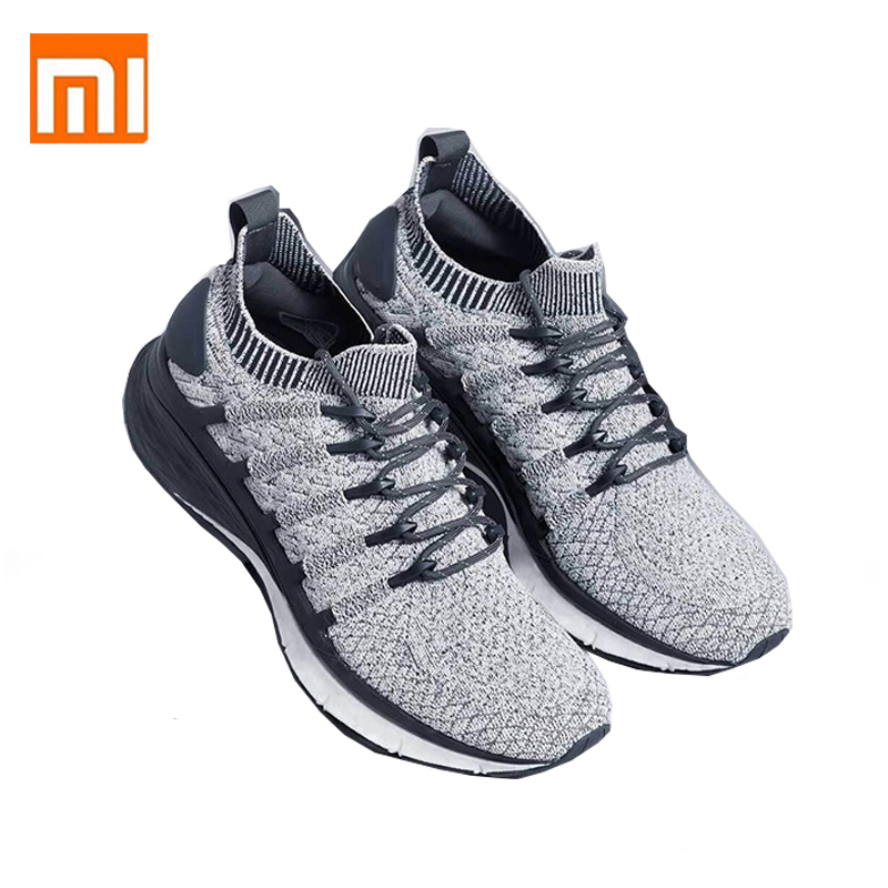Original Xiaomi Mijia Sneaker 3 Running Sports Shoes Comfortable Breathable Light Shoes Sneakers 3 Outdoor Goodyear Rubber