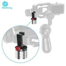 4w1 Gimbal przeciwwaga bilans licznik waga dla Zhiyun Smooth Vimble 2 dla DJI Osmo Mobile 2 kardana ręczna stabilizator