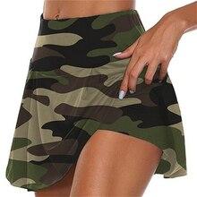 Skirt Shorts Tennis Jogging Running Fitness Women's Professional Exposed