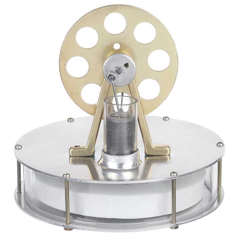 HHO-סטירלינג נמוך טמפרטורת מנוע מנוע קיטור חום חינוכיים דגם צעצועים לילדים למבוגרים