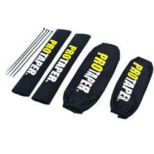 Front Fork Protector Rear Shock Absorber Guard Wrap Cover For CRF YZF KTM KLX Dirt Bike Motorcycle ATV Quad Motocross