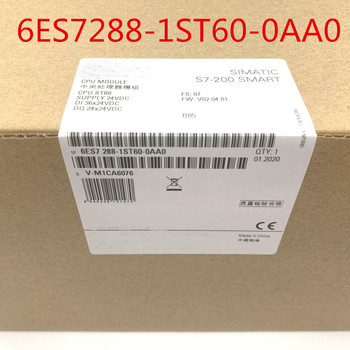 100%  Originla New  2 years warranty   6ES7288-1ST60-0AA0  S7-200 CPU ST60