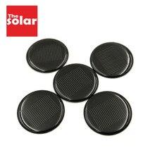5pcs 2V 50mA פנל סולארי Polycrystal פנל סולארי DIY סוללה מטען מודול מיני צעצוע