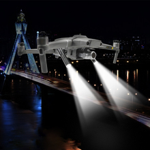Kit de iluminación LED para vuelo nocturno, para DJI Mavic 2 Pro/Zoom, Dirección de navegación, punto de luz, accesorios para Drones