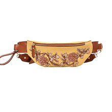где купить Women Crossbody Retro Ethnic Pack Purse Floral Embroidered Canvas Messenger Bag Chinese National Shoulder Bag Purse Handbag по лучшей цене