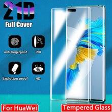Закаленное стекло для Huawei P30 P20 P40 Pro Lite, защитная пленка для экрана P Mate 20 30 40 Plus Smart Z Y6 2019 2018, защитная пленка с полным покрытием Mate30