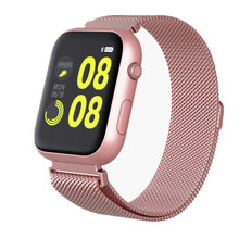 Abay Women Ladies Waterproof Smart Watch Bluetooth Smartwatc