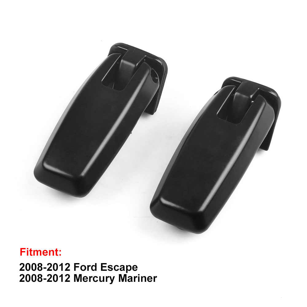 1pair Rear Window Hinge Glass Left/&Right 8l8z78420a68d for Ford Escape Mercury Mariner Mazda