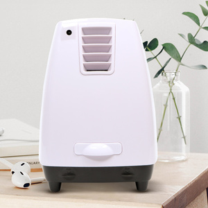 Image 3 - Air purifier robot home oxygen bar bedroom in addition to formaldehyde dust second hand smoke