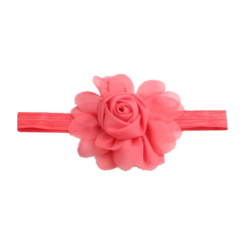 10 Colors Baby Girl Headbands Flower Baby & Kids