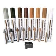 17 шт/компл восковая деревянная мебель напольные ремонтные ручки