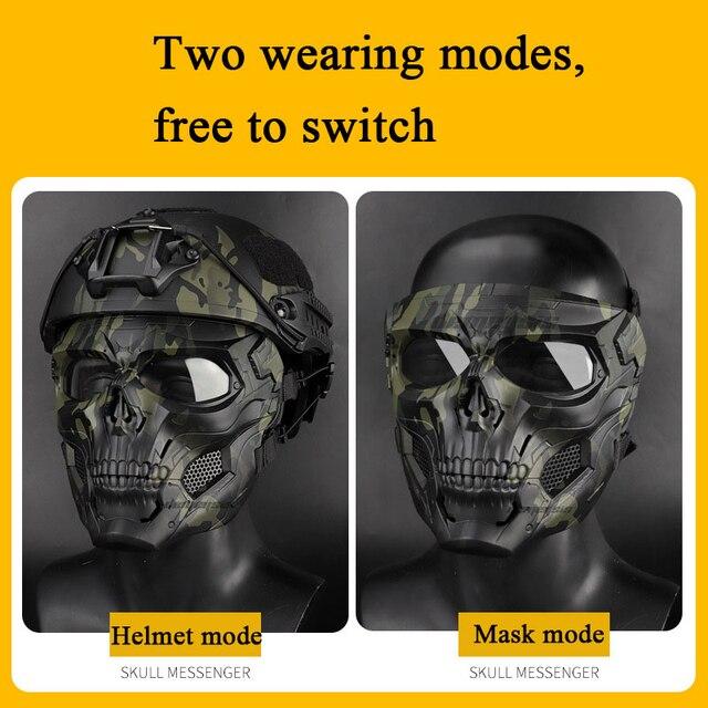 Tactical Skull Mask 5