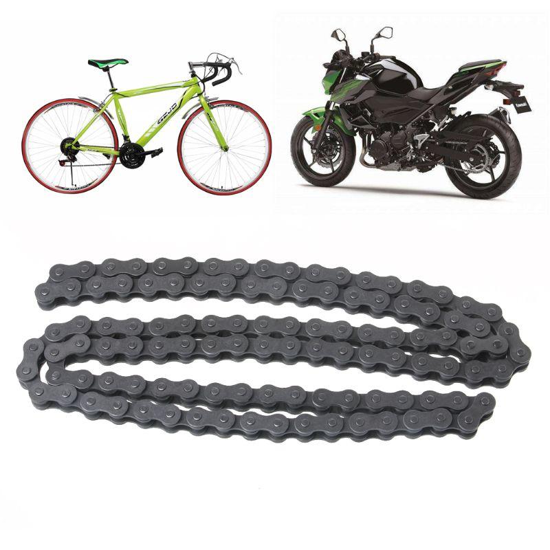 Heavy Duty Chain 49cc 50cc 60cc 66cc 80cc Motorized Bicycle Bike 110 Links 415H