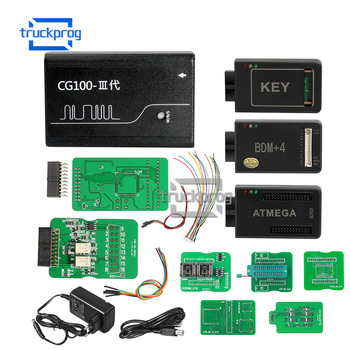 TruckProg CG100 PROG III Full Version Car Airbag Restore Devices Tool with All Function CG 100 for Renesas SRS Infineon