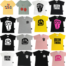 2020 Summer Kids T Shirt For Boys Girls Cotton Tops Animal Short Sleeve Baby Girls T-shirts Children's T shirt Tees Kids Clothes love kids baby boys clothes cool summer superman short sleeve t shirt cotton tops clothes lxl