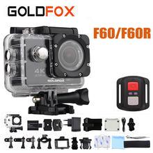 Спортивная камера f60/f60r экшн с wi fi hd 4k 24 кадра в секунду