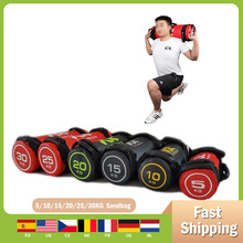 5-30kg Weight Lifting Bulgarian Sandbag Unfilled Power Bag F