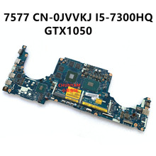 Laptop Motherboard Mainboard Notebook Inspiron 15 GTX1050 LA-E991P I5-7300HQ DELL FOR
