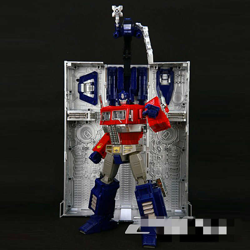 Трансформеры toyTAKARAtoy Masterpiece MP-10 Optimus Prime Action Japan Ver без коробки