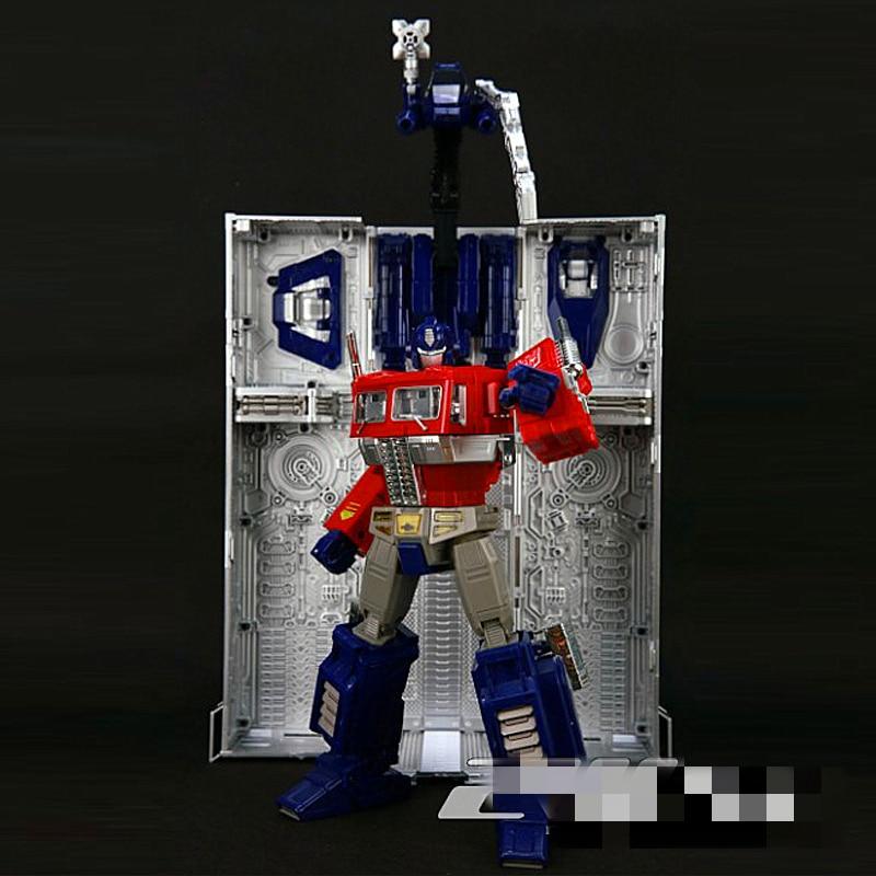 Transformateurs toyTAKARAtoy chef d'oeuvre MP-10 Optimus Prime Action japon Ver pas de boîte
