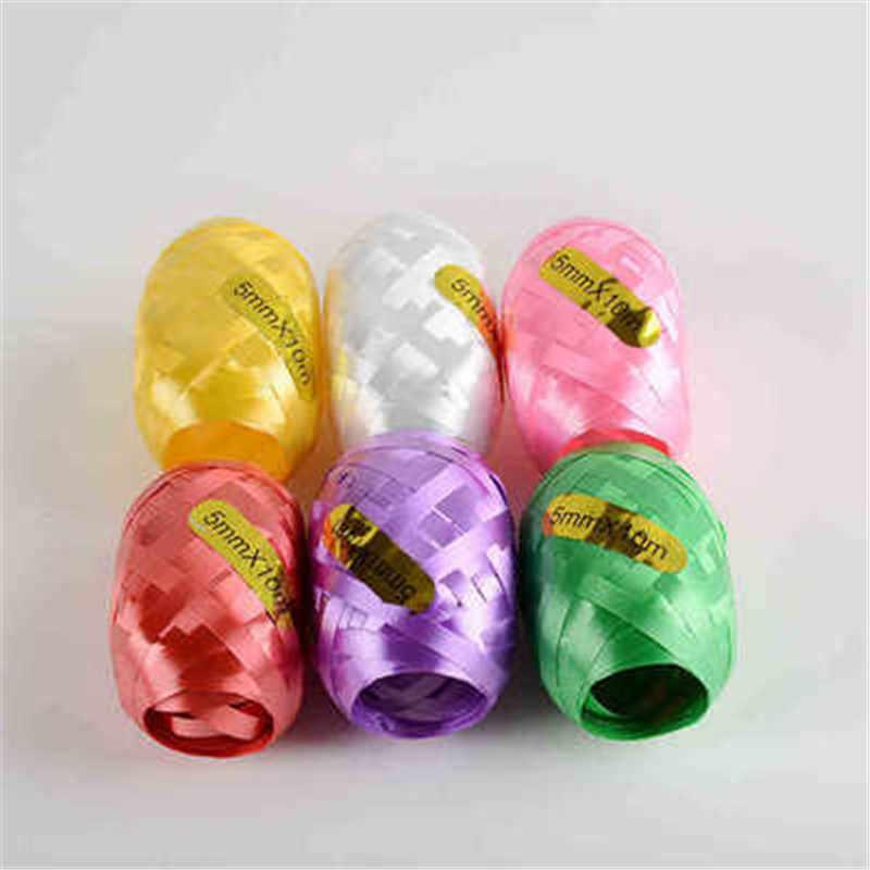Briday 1/6psc Palloncino Colorato Corda Del Nastro Palloncino Palloncino Decorazione di Cerimonia Nuziale Sfera di Aria Corda @ 2