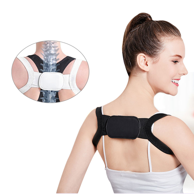 New Invisible Posture Corrector Protection Back Shoulder Posture Correction Band Humpback Back Pain Relief Corrector Brace