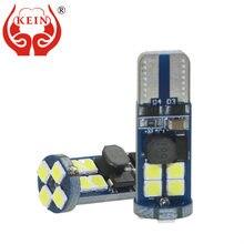 Kein 2 шт 72 в 12 В w5w t10 Автомобильные светодиодные лампы