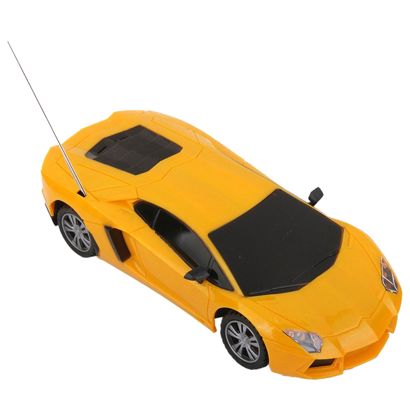 01.24 4 Channel Electric Rc Remote Controlled Car Children Toy Model Gift With LED Light 2