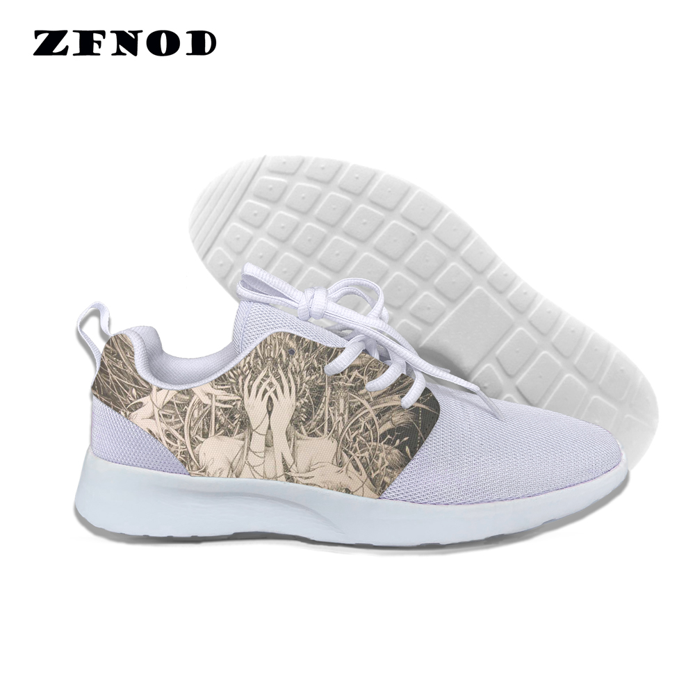 Casual Flats Shose Women Spring Comfortable The-Pattern Autumn Cartoon Summer of Imprisoned