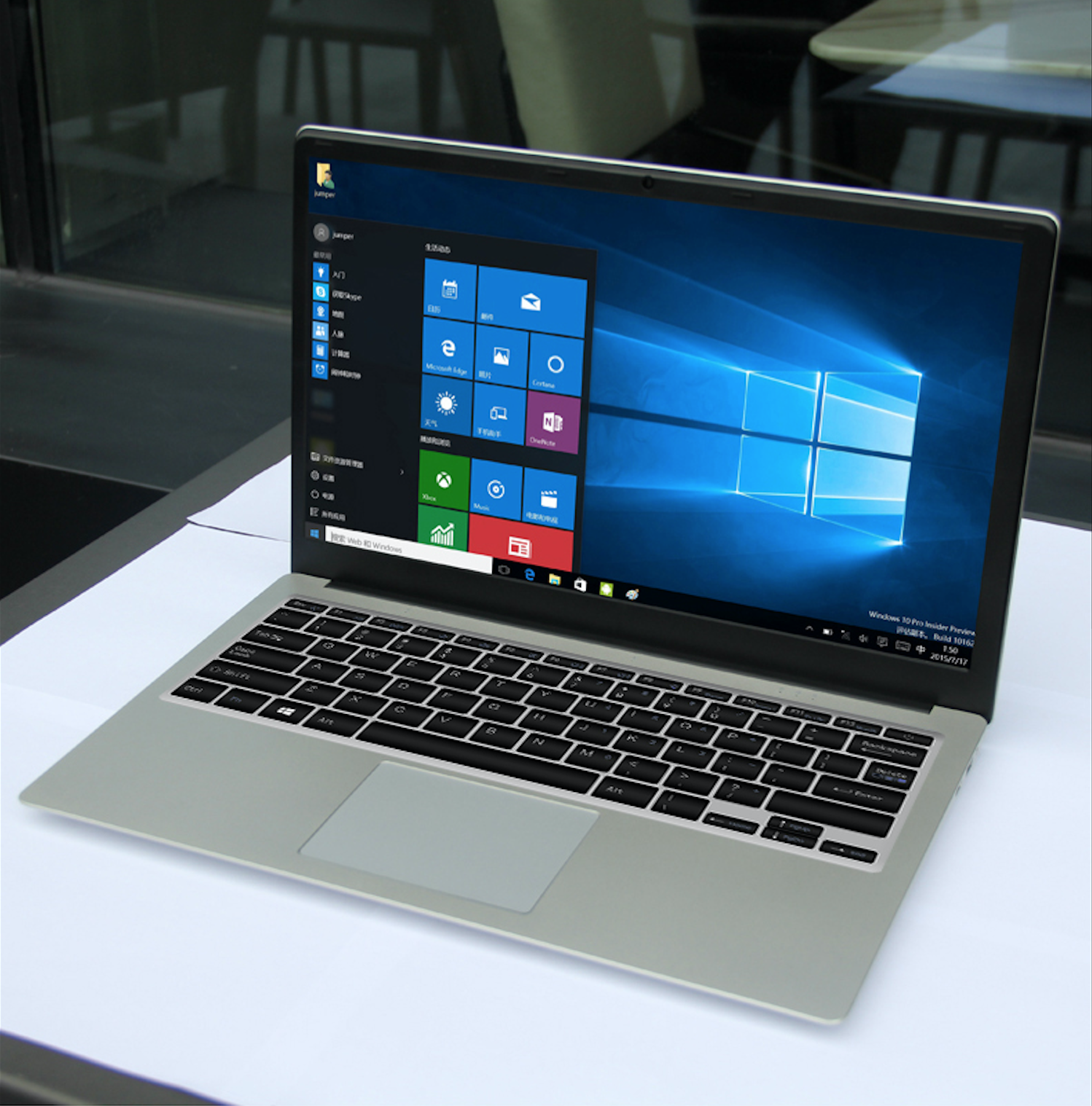 15.6 inch laptop notebook computer core i3/I5/I7 Cheap prices in China with i7 CPU Ram 8GB 256/512 GB SSD ITB WiFi image