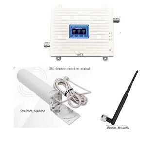 Image 5 - Điện Thoại Di Động Networ Tăng Áp Trị Dây Tín Hiệu Giao Tiếp Repeater GSM 2G 3G 4G Tế Bào Tín Hiệu 900 1800 2100 Mhz Bộ