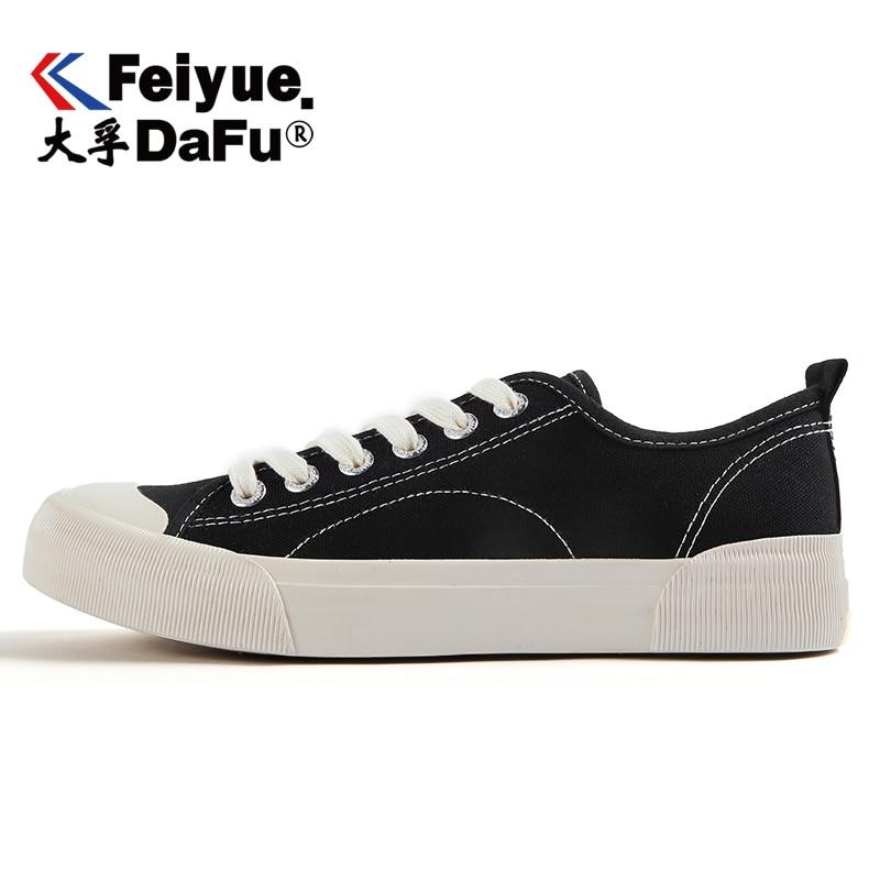 DafuFeiyue Обувь женская Casual Sneakers 2105 Canvas Shoes  Women's Sneakers Trend Fashion Flats Original Vulcanized Shoes