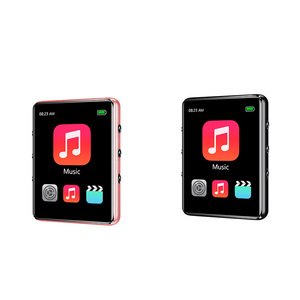 X60 MP3 музыкальный плеер, портативный без потерь звук MP4 Bluetooth плеер, FM радио/диктофон/Электронная книга/видео 16 Гб